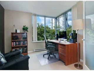 "Photo 7: 206 295 GUILDFORD Way in Port Moody: North Shore Pt Moody Condo for sale in ""THE BENTLEY"" : MLS®# V1084423"