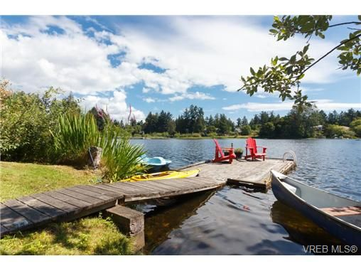 Main Photo: 3131 Glen Lake Rd in VICTORIA: La Glen Lake House for sale (Langford)  : MLS®# 737487