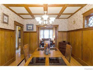 Photo 4: 166 Ruby Street in Winnipeg: West End / Wolseley Residential for sale (West Winnipeg)  : MLS®# 1612567