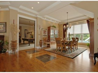 """Photo 2: 1880 169TH Street in Surrey: Pacific Douglas House for sale in """"HAZELMERE ESTATES"""" (South Surrey White Rock)  : MLS®# F1408410"""