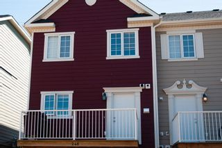 Photo 19: 248 Cascades Pass: Chestermere Row/Townhouse for sale : MLS®# A1096095