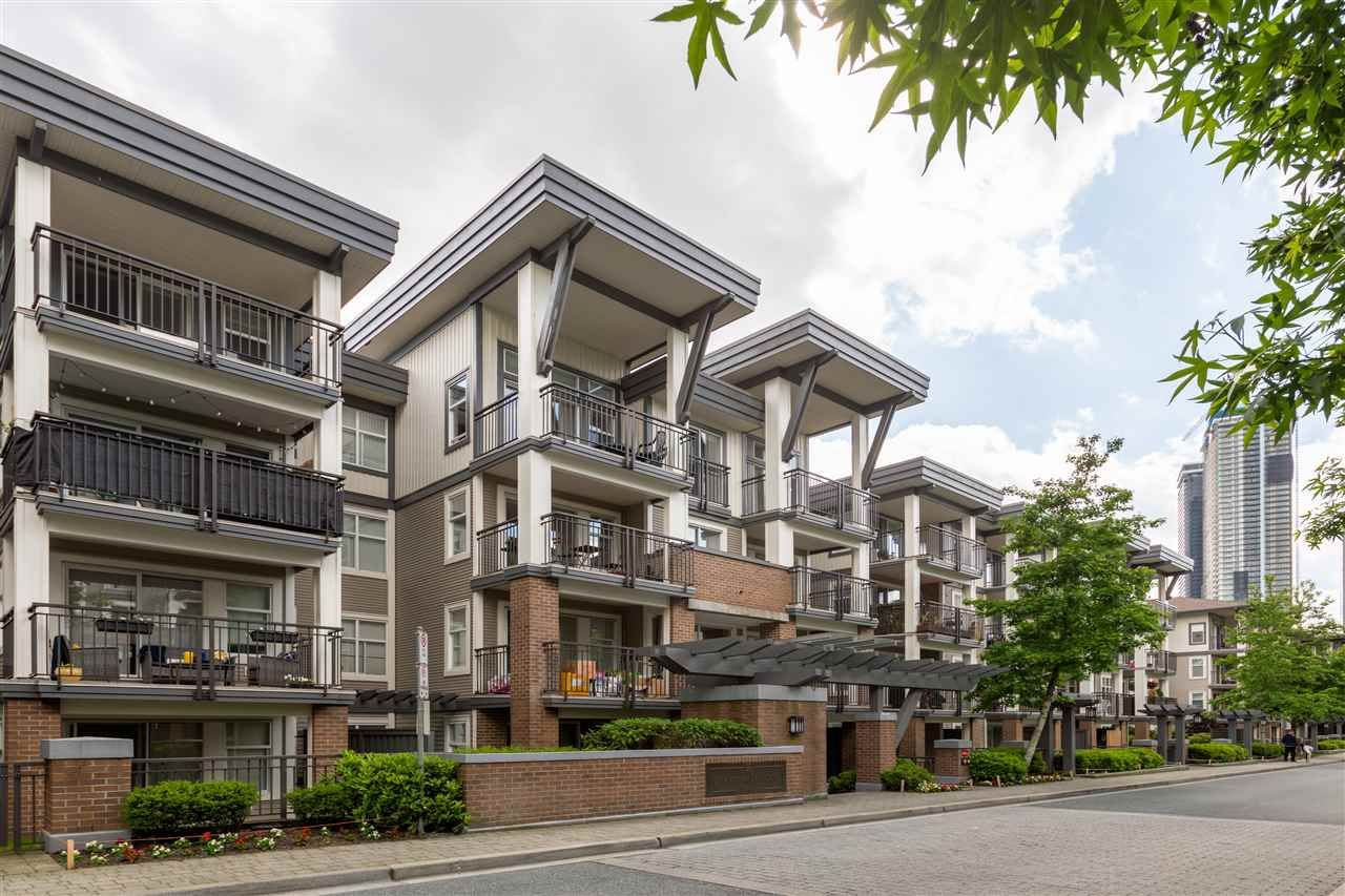 Main Photo: 116 4868 BRENTWOOD DRIVE in Burnaby: Brentwood Park Condo for sale (Burnaby North)  : MLS®# R2463181