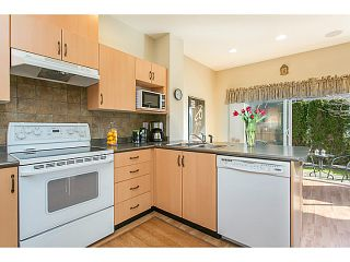 "Photo 1: 55 1055 RIVERWOOD Gate in Port Coquitlam: Riverwood Townhouse for sale in ""MOUNTAIN VIEW ESTATES"" : MLS®# V1108702"