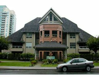 """Photo 1: 109 1154 WESTWOOD ST in Coquitlam: North Coquitlam Condo for sale in """"EMERALD COURT"""" : MLS®# V573430"""