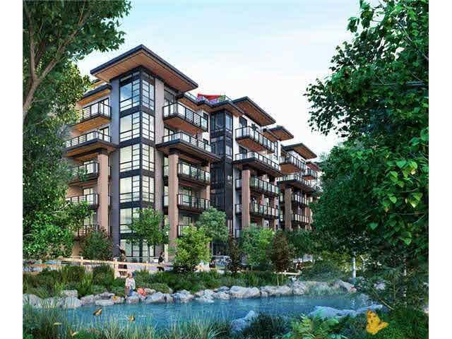 Main Photo: 602 733 W 3rd Street in North Vancouver: Hamilton Condo for sale