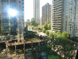 """Photo 22: 613 1333 W GEORGIA Street in Vancouver: Coal Harbour Condo for sale in """"Qube"""" (Vancouver West)  : MLS®# V1024937"""