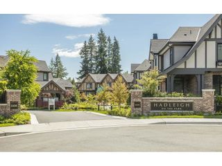 Photo 34: 49 3306 PRINCETON Avenue in Coquitlam: Burke Mountain Townhouse for sale : MLS®# R2590554
