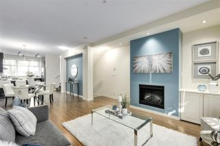 Photo 10: 3736 WELWYN STREET in Vancouver: Victoria VE Townhouse for sale (Vancouver East)  : MLS®# R2544407