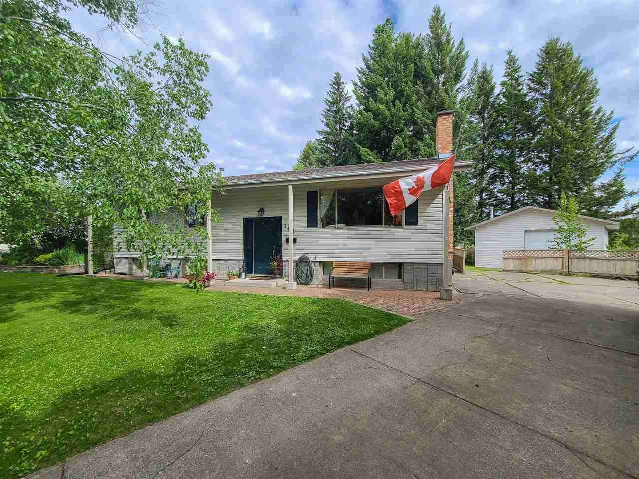 """Main Photo: 162 MCKINLEY Crescent in Prince George: Highland Park House for sale in """"HIGHLAND PARK"""" (PG City West (Zone 71))  : MLS®# R2592756"""