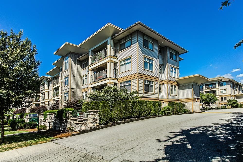 "Main Photo: 428 12248 224 Street in Maple Ridge: East Central Condo for sale in ""Urbano"" : MLS®# R2597002"