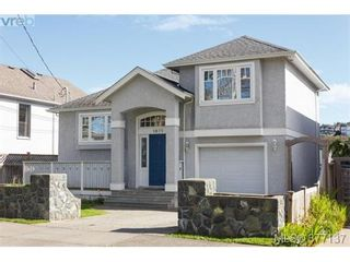 Main Photo: 1871 Hollywood Cres in VICTORIA: Vi Fairfield East House for sale (Victoria)  : MLS®# 757102