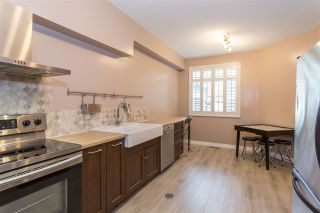 """Photo 6: 10 6100 WOODWARDS Road in Richmond: Woodwards Townhouse for sale in """"STRATFORD GREEN"""" : MLS®# R2532737"""