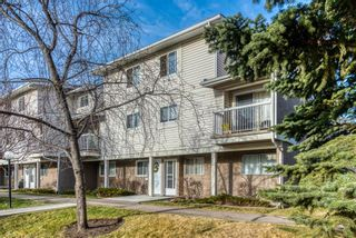 Photo 1: 51 3015 51 Street SW in Calgary: Glenbrook Row/Townhouse for sale : MLS®# A1054474