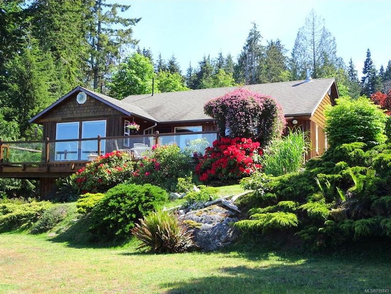 FEATURED LISTING: 1531 whaletown Road Squirrel Cove