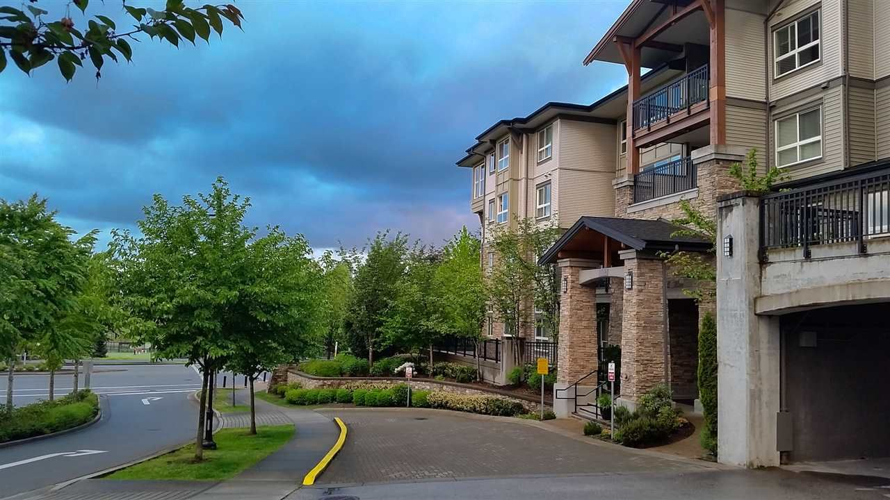 Main Photo: 206 1330 GENEST WAY in Coquitlam: Westwood Plateau Condo for sale : MLS®# R2061630