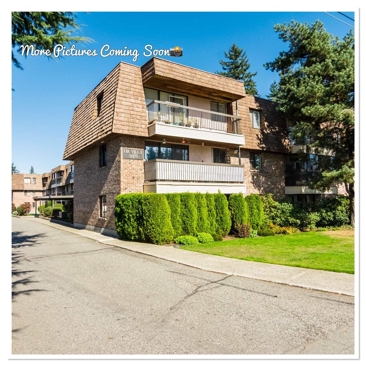 """Main Photo: 112 32175 OLD YALE Road in Abbotsford: Abbotsford West Condo for sale in """"FIR VILLA"""" : MLS®# R2602189"""
