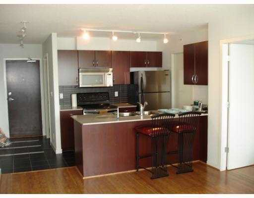 Main Photo: 808 933 HORNBY STREET in : Downtown VW Condo for sale : MLS®# V751038
