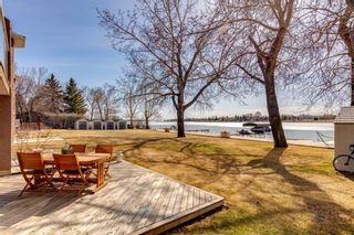 Photo 38: 117 East Chestermere: Chestermere Semi Detached for sale : MLS®# A1091135