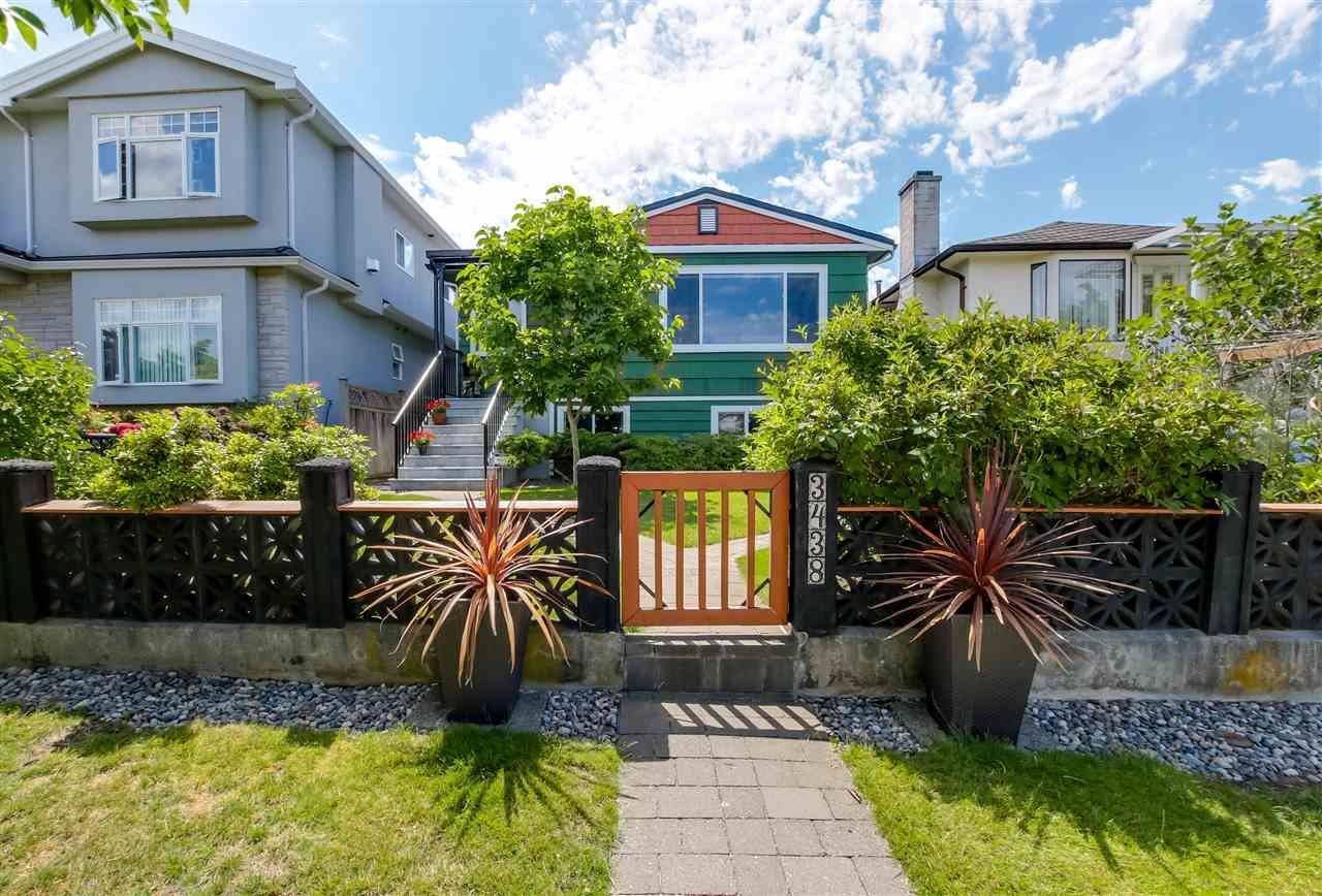 Welcome Home !  2400sqft home located on a quiet tree-lined street, 2 blocks from transit