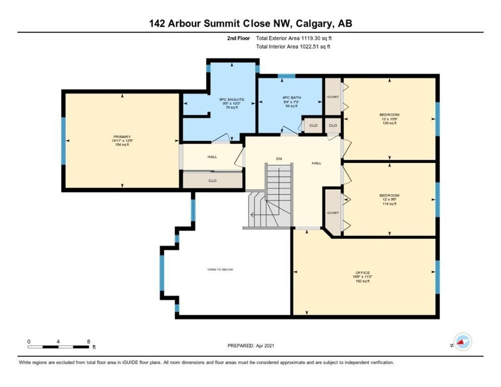 Photo 49: Photos: 142 Arbour Summit Close NW in Calgary: Arbour Lake Detached for sale : MLS®# A1102229