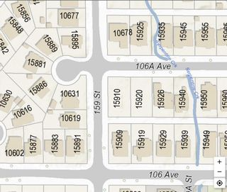 Photo 1: 15910 106A Avenue in Surrey: Fraser Heights Land for sale (North Surrey)  : MLS®# R2345533