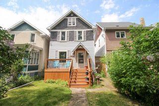 Photo 1: 745 Warsaw Avenue in Winnipeg: Residential for sale (1B)  : MLS®# 202012998