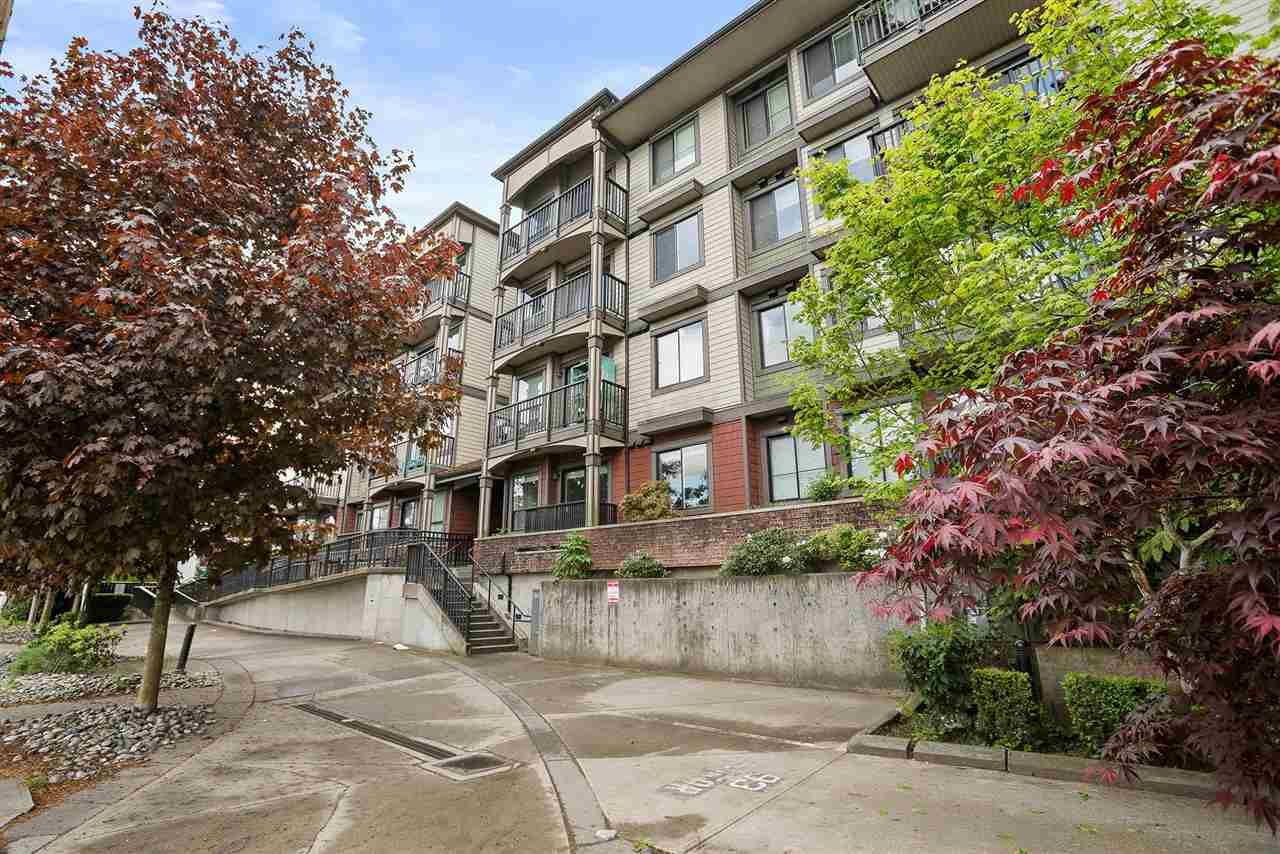 Main Photo: 101 19830 56 AVENUE in Langley: Langley City Condo for sale : MLS®# R2576558