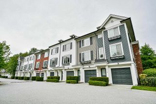 Photo 1: 50 3010 RIVERBEND Drive in Coquitlam: Coquitlam East Townhouse for sale : MLS®# R2578231