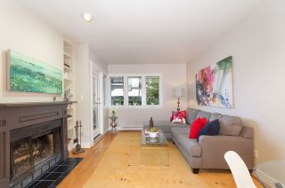 """Photo 5: 2415 W 6TH Avenue in Vancouver: Kitsilano Townhouse for sale in """"Cute Place In Kitsilano"""" (Vancouver West)  : MLS®# R2129865"""