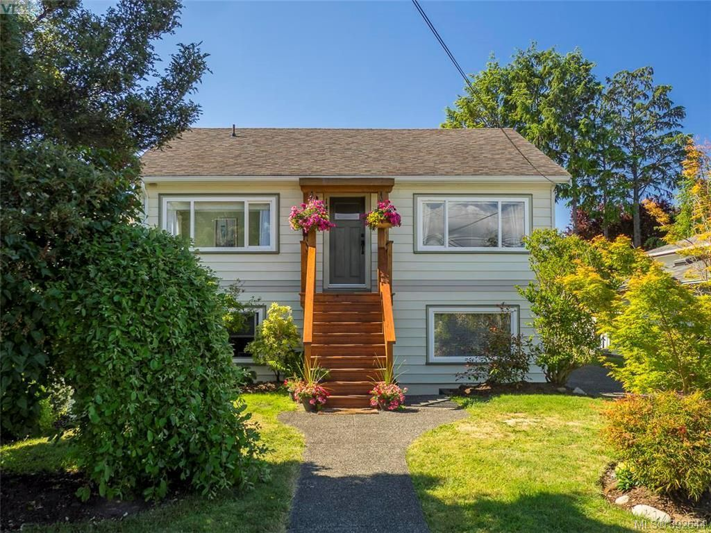 Main Photo: 1455 Denman St in VICTORIA: Vi Fernwood House for sale (Victoria)  : MLS®# 789199
