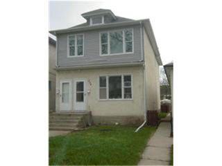 Photo 1: 258 Lansdowne Avenue in WINNIPEG: West Kildonan / Garden City Residential for sale (North West Winnipeg)  : MLS®# 1308894