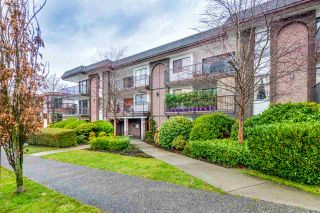 """Photo 2: 106 1585 E 4TH Avenue in Vancouver: Grandview Woodland Condo for sale in """"ALPINE PLACE"""" (Vancouver East)  : MLS®# R2345574"""