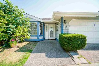 """Photo 2: 140 28 RICHMOND Street in New Westminster: Fraserview NW Townhouse for sale in """"CASTLE RIDGE"""" : MLS®# R2514701"""