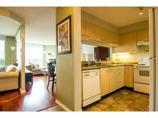"Photo 3: 1205 1148 HEFFLEY Crescent in Coquitlam: North Coquitlam Condo for sale in ""CENTURA"" : MLS®# V1112915"