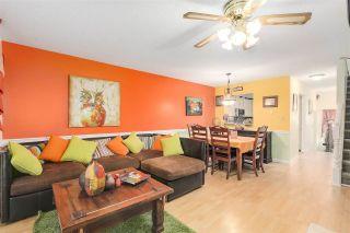 Photo 3: 5 1406 BRUNETTE Avenue in Coquitlam: Maillardville Townhouse for sale : MLS®# R2211104