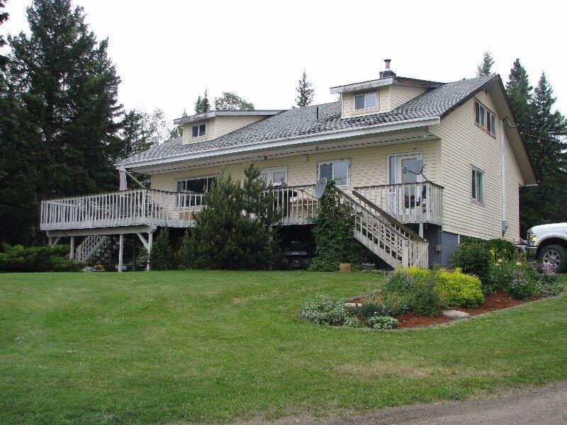 Main Photo: 4880 BELLS LAKE Road: Horsefly House for sale (Williams Lake (Zone 27))  : MLS®# R2377815