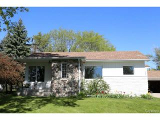 Photo 1: 1110 River Road in : City of Selkirk Single Family Detached for sale (Manitoba Other)  : MLS®# 1513989