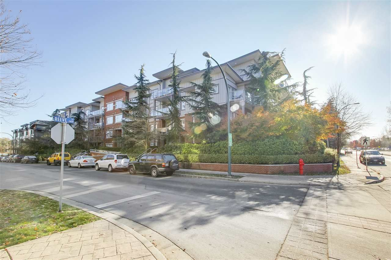 Main Photo: 405 2488 KELLY AVENUE in Port Coquitlam: Central Pt Coquitlam Condo for sale : MLS®# R2220305
