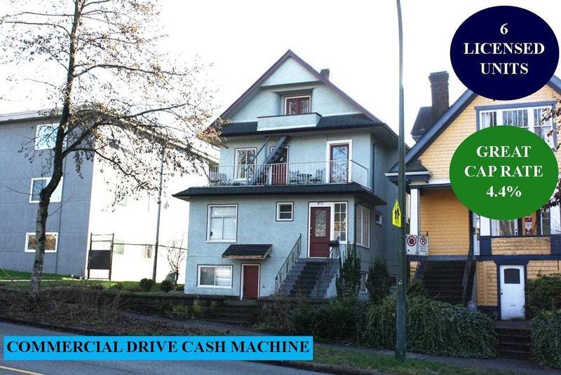 FEATURED LISTING: 1862 VENABLES Street Vancouver