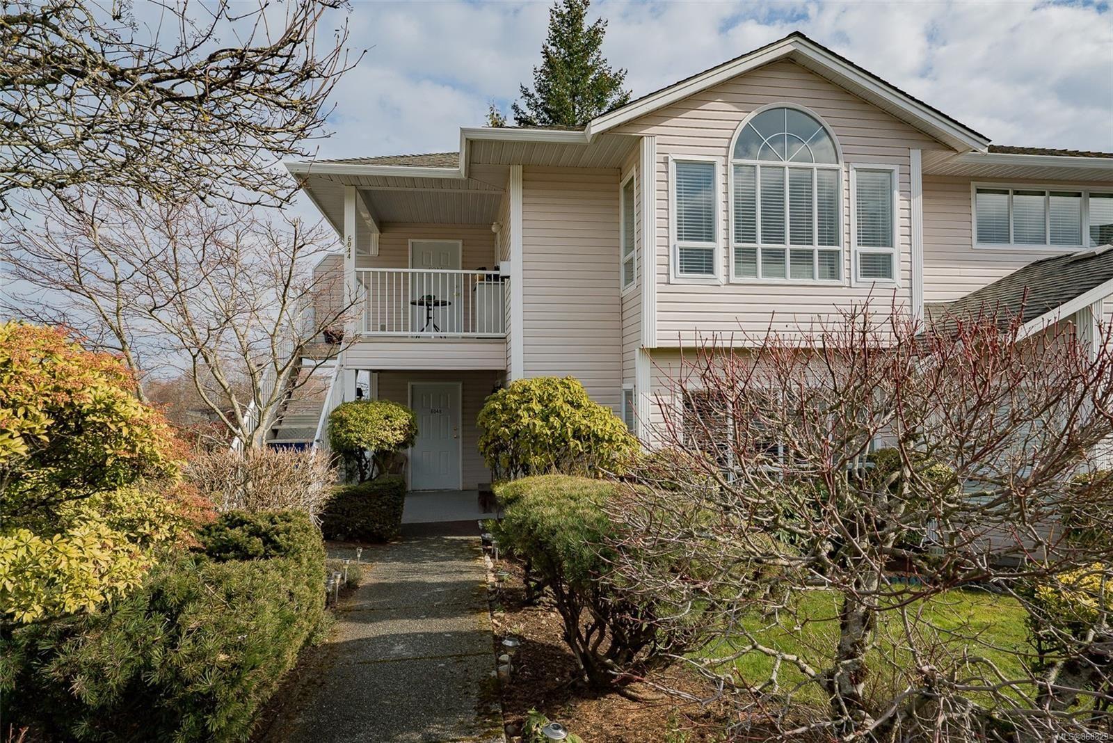 Main Photo: 6048 N Cedar Grove Dr in : Na North Nanaimo Row/Townhouse for sale (Nanaimo)  : MLS®# 868829