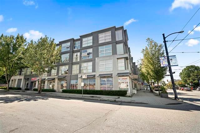 Main Photo: 320 418 Broadway East in Vancouver: Mount Pleasant VE Condo for sale (Vancouver East)