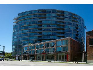 "Photo 15: 509 445 W 2ND Avenue in Vancouver: False Creek Condo for sale in ""Maynards Block"" (Vancouver West)  : MLS®# V1083992"