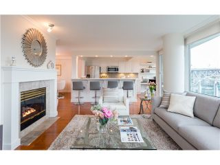 Photo 2: 1005 1500 HORNBY Street in Vancouver: Yaletown Condo  (Vancouver West)  : MLS®# V1129040