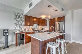 Photo 15: 502 735 2 Avenue SW in Calgary: Eau Claire Apartment for sale : MLS®# A1121371