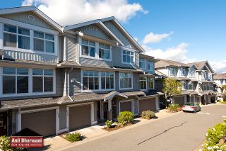 """Photo 1: 140 20449 66 Avenue in Langley: Willoughby Heights Townhouse for sale in """"NATURES LANDING"""" : MLS®# R2577882"""