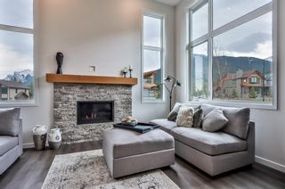 Photo 2: 1328 Three Sisters Parkway: Canmore Semi Detached for sale : MLS®# A1062409