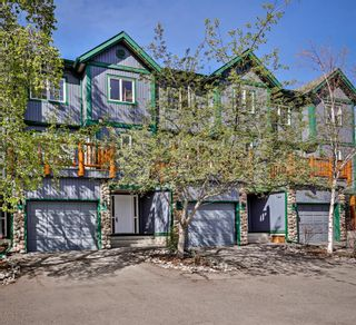 Photo 1: 26 1022 Rundleview Drive: Canmore Row/Townhouse for sale : MLS®# A1112857