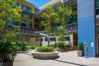 Photo 31: DOWNTOWN Condo for sale : 1 bedrooms : 350 11th Avenue #124 in San Diego