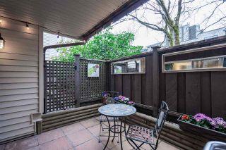 """Photo 20: 103 1429 E 4TH Avenue in Vancouver: Grandview Woodland Condo for sale in """"Sandcastle Villa"""" (Vancouver East)  : MLS®# R2547541"""