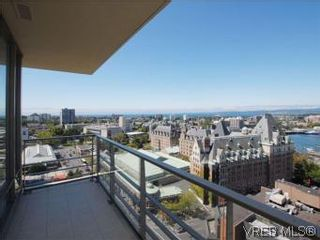 Photo 8: 1806 707 Courtney St in VICTORIA: Vi Downtown Condo for sale (Victoria)  : MLS®# 543641
